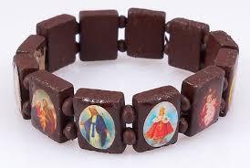 saints bracelet saints icons bracelets the witness