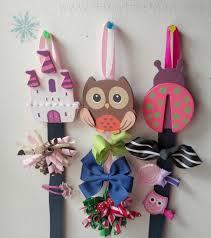 hair bow holders diy hairbow holder for 7 00