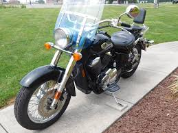 used 2001 honda shadow ace 750 deluxe motorcycles in manheim pa