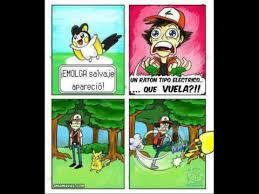 Memes De Pokemon En Espaã Ol - memes graciosos de pokemon 1 youtube