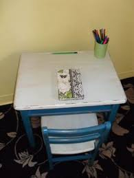Shabby Chic Desk Chairs by Shabby Chic Distressed Kid U0027s Desk U0026 Chair 4 Sale Contact Info