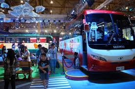 jeepney philippines for sale brand new cmanc showcases improved buses and jeepneys at 5th pims wazzup