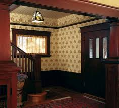 arts and crafts home interiors arts and crafts wallpaper house restoration products
