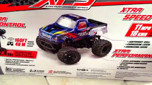 nitro circus monster truck unboxing an rc monster truck video dailymotion