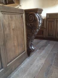 Kitchen Island With Corbels Incredible Rectangle Shape Kitchen Island Corbels With Brown Color