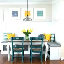 banc pour cuisine cuisine avec banquette banquette de cuisine table