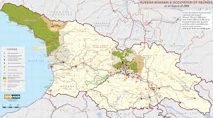 south ossetia map new detailed south ossetia and maps irevolutions