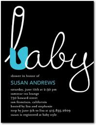 modern baby shower invitations modern baby shower invitations with