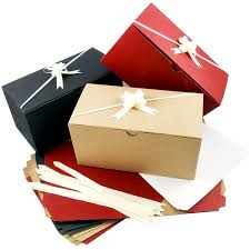 gift box bows set of 10 colored gift boxes 9x4 5x4 5 10 pull bows tissue paper