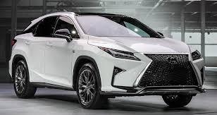price of lexus suv 2018 lexus suv car price update and release date info
