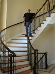 custom stairs staircase design and stair railings new jersey