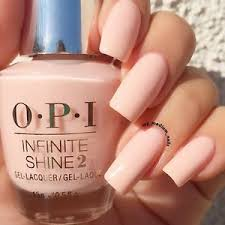 opi infinite shine gel effect nail polish in bubble bath 15ml ebay