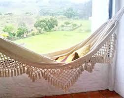 white hammock etsy