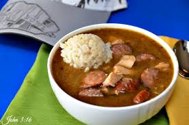 lot of 6 gumbo soup cajun chicken sausage gumbo worth every minute