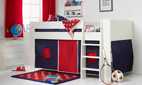 Bunk Bed Ladder Cover Bunk Bed Ladder 13 Solitaire White Midsleeper With Navy