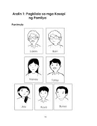 k to 12 grade 1 learning material in araling panlipunan q1 q2