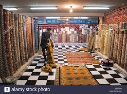 Shop In Shop Interior by Interior Of A Rug Shop In Sousse Tunisia Stock Photo Royalty