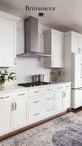 white kitchen with backsplash white kitchen with grey subway tile backsplash subway wall tile