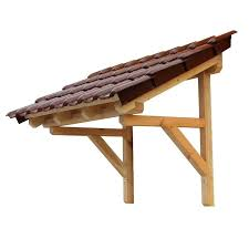 Wood Awning Design Diy Door Awning Plans Build Door Awning Yp150240 150x240cm Freesky