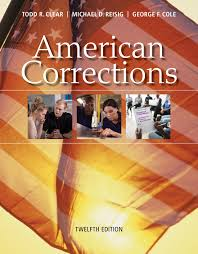 american corrections 12th edition cengage