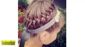 3 easy and fast summer hairstyles video dailymotion