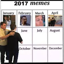 Meme Calendar - autistic son is sad the imgur 2017 meme calendar forgot about him
