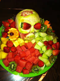 halloween fruit carving halloween ideas pinterest halloween