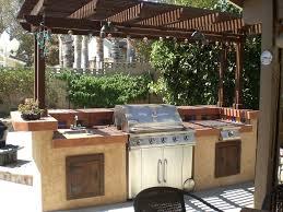Outdoor Kitchen Bbq Designs Backyard Outdoor Kitchen Plans Diy Outdoor Grill Station Plans