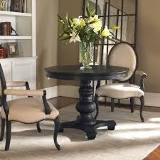 dining room decorations pedestal table black round pedestal