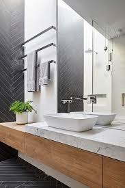 ideas para baños 1 toque original para tu lavabo floating