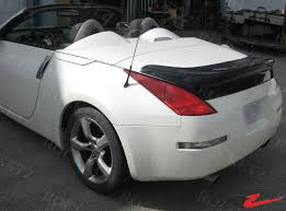 convertible nissan 350z 350z ing style convertible rocketz autosport
