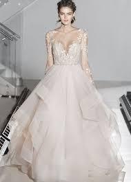wedding dress trend 2017 the 9 wedding dress trends for 2017 wilkie
