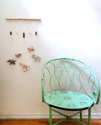 animal wall hanging for the playroom or nursery moms and crafters