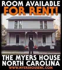 your chance to live inside a replica of the michael myers house