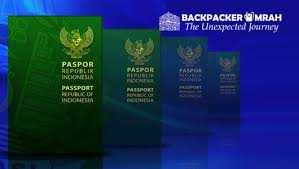 cara membuat paspor resmi cara mudah membuat passport indonesia