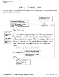 friendly letter format example friendly letter 9 samples examples