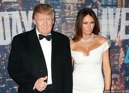 donald trump and wife melania reportedly sleep in separate