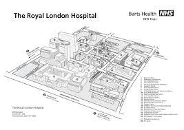 royal london hospital map the royal london hospital barts