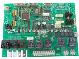 6600 028 spa circuit board for sundance spas with permaclear