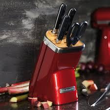 kitchen aid knives kitchenaid knives knife block set harts of stur