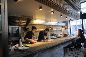 restaurant cuisine ouverte dessance restaurant à desserts