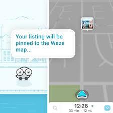 Waze Map Nav App Waze Now Serving Up Property Ads Via Homesnap Wfg