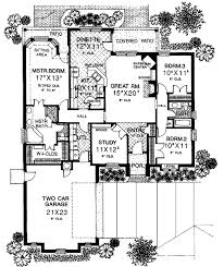 european style house plan 3 beds 2 00 baths 1760 sq ft plan 310 899
