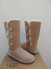 s ugg bailey boots ugg bailey button sand ebay
