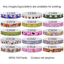 offray ribbon wholesale not mixed 9 16 22 25 38 50 75mm 13 printed grosgrain