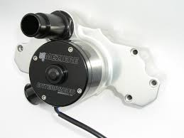 automotive electric water pump meziere launches 55gpm electric water pumps for lsx applications