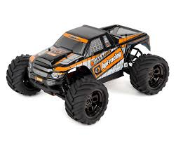 monster truck bigfoot bullet mt flux rtr 1 10 scale 4wd electric monster truck by hpi