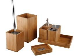 Bamboo Bathroom Furniture Small Bamboo Bathroom Furniture Design