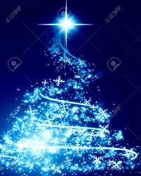 white and blue christmas tree christmas lights decoration