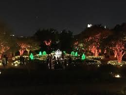light show in atlanta view if the park christmas light show picture of atlanta botanical
